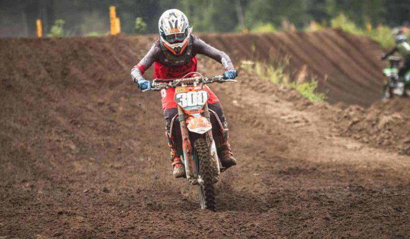 Motocross Saisonvorbereitung Stufe II (für Jugendliche / 85/125 ccm) - 10 Wochen Trainingsplan