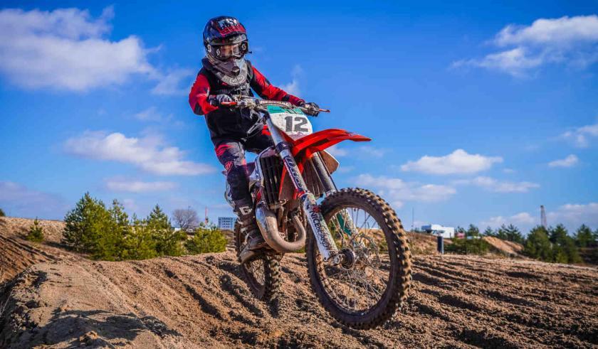 Erweiterungsplan - Motocross Saisonvorbereitung Stufe II (für Jugendliche / 85/125 ccm) - 6 Wochen Trainingsplan